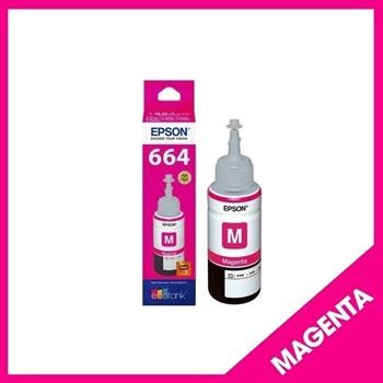 Tinta Epson 664 Magenta Original 70 Ml