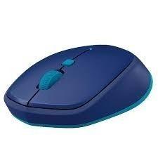 Mouse Inalambrico Logitech M535 Bluetooth Azul