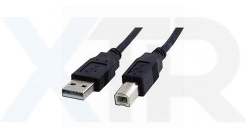 Cable De Impresora 1 5mts Gtc