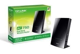 Router Tp-Link Inalambrico Banda Dual Ac750 Archer C20i
