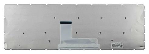 Teclado Toshiba Satellite S55b P55w L50-B Blanco