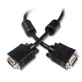 Cable Vga Con Filtro 2 Metros Global Color Negro
