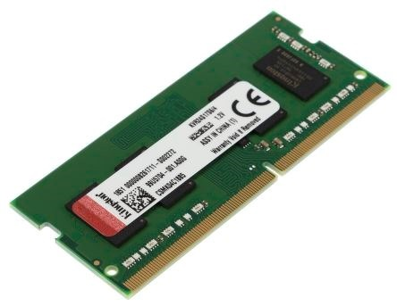 Memoria Kingston Ddr4 4gb 2400mhz 1 2v Sodimm (Kvr